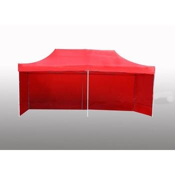 Párty stany Light - Párty stan 3 x 6 m Light červený