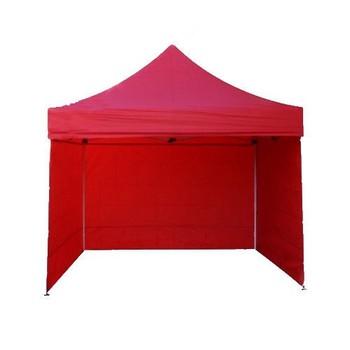 Párty stany Classic - Párty stan 2 x 2 m Classic červený
