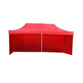Párty stany Classic - Párty stan 3 x 6 m Classic červený
