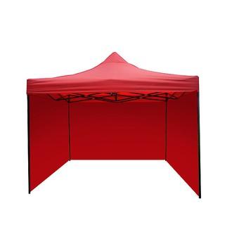 Párty stany Light - Párty stan 3 x 3 m Light červený