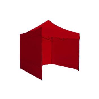 Párty stany Profesionál - Párty stan 3x3 Profesionál Plus - červený