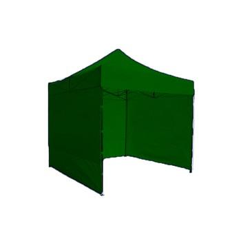 Párty stany Profesionál - Párty stan 3x3 Profesionál Plus - zelený