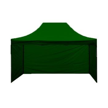 Párty stany Classic - Párty stan 3 x 4,5 m Classic zelený