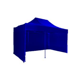 Párty stany Profesionál - Párty stan 3x4,5 Profesionál Plus - modrý