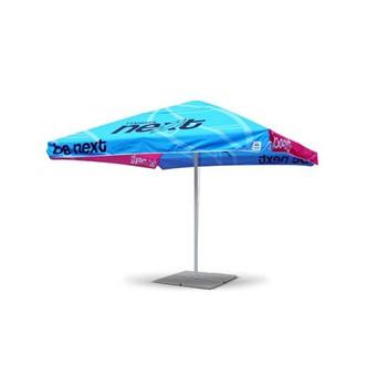 Slunečníky - Reklamní slunečník San Remo 3,5x3,5m