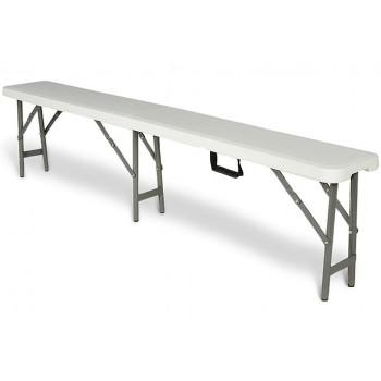 Cateringové vybavení - Cateringová lavička 180 cm - skládací
