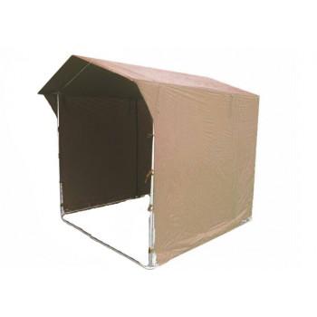 Prodejní stánky - Prodejní stánek 2 x 2 m - béžový