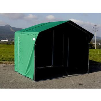 Prodejní stánky - Prodejní stánek 3x2 m - zelený