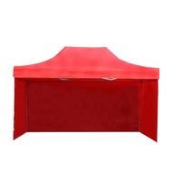 Párty stan 3 x 4,5 m Classic červený