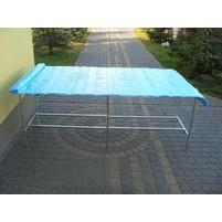 Prodejní pult rámový 2,5 x 1 m