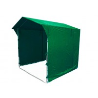 Prodejní stánek 2 x 2 m - zelený