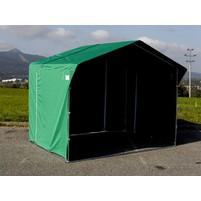 Prodejní stánek 3x2 m - zelený